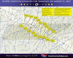 Map Of Franklin Tennessee by Tennessee Eclipse U2014 Total Solar Eclipse Of Aug 21 2017