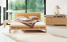 contemporary leather bed frame contemporary bed frames pictures