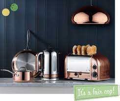 Dualit Stainless Steel Toaster Copper Classic Toaster And Kettle Dualit Girlabouttech Com