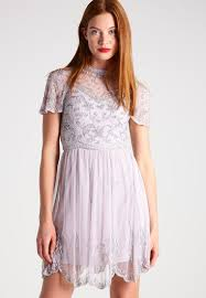 frock and frill yalena cocktail dress party lilac women