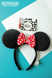mickey mouse ears spirit halloween personalized minnie mouse ears inspiration made simple