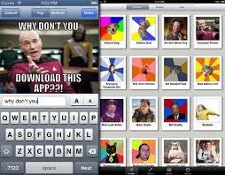 Meme Generator For Mac - meme generator mac osx iphone ipad générateur d images meme