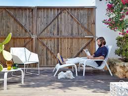 stack modern outdoor furniture