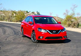 orange nissan sentra first drive 2016 nissan sentra fights the good fight