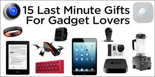 tech gadget gifts 15 last minute holiday gifts for gadget lovers