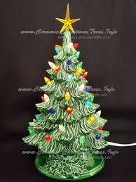 vintage ceramic christmas tree ceramic christmas tree ceramic christmas decorations
