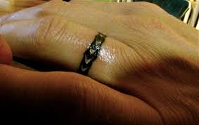 Christian Ring Tattoos Wedding Weddinging Tattoos Christian With Names Color On Finger 97