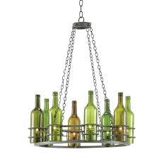 Wine Bottle Chandeliers Diy Wine Bottle Chandelier Wine Bottle Chandelier Diy Wine Barrel