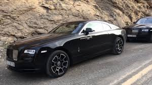 roll royce 2017 2017 rolls royce wraith u0026 ghost black badge walkaround youtube