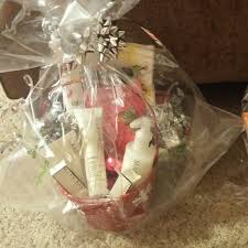 where to buy plastic wrap for gift baskets other sold satin handslips set christmas gift basket