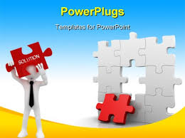 best jigsaw puzzle powerpoint template jigsaw puzzle with the