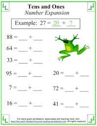 free worksheets place value worksheets tlsbooks free math