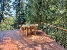 Decking Handrail Ideas Interior Railing Ideas Deck Contemporary With Cantilever Deck