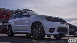 stanced jeep srt8 jeep grand cherokee srt 8 2017 12 february 2017 autogespot