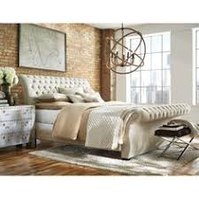 Fabric Sleigh Bed Chesterfield Upholstered Sleigh Bed Metal Beds Restoration