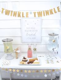 twinkle twinkle baby shower decorations twinkle twinkle baby shower sprinkle pizzazzerie