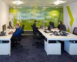 Interior Design Of An Office 97 Best Open Plan Offices Images On Pinterest Office Furniture