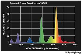 Incandescent Light Spectrum Color Rendering Index Cri Topbulb