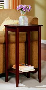Skinny End Table End Table Tall Skinny Endees Inches Hightall High Dreaded Image