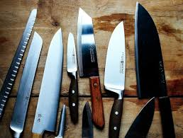 Knives In The Kitchen The Absolute Best Kitchen Knives According To Our Test Kitchen