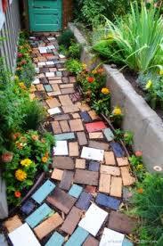 Backyard Walkway Ideas by Pallet Walkway Ideas Google Search Diy Ideas Pinterest