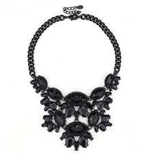 resin chain necklace images Cheap black link necklace find black link necklace deals on line jpg