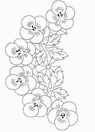 Flower Designs For Drawing 856 Best Embroidery Hearts U0026 Flowers Images On Pinterest