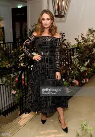 burberry black friday 2017 lily james launches my burberry black take a look inside the star