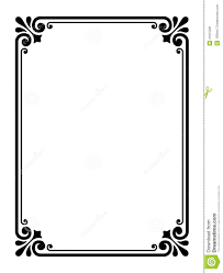 gallery simple border designs for projects drawing gallery