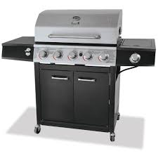 Backyard Grill Refillable Propane Tank Backyard Grill 72 000 Btu 5 Burner Gas Grill Stainless Steel
