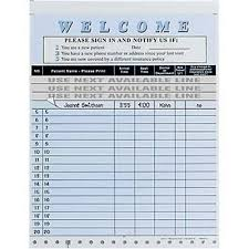 Doctors Sign In Sheet Template Sign In Sheet Sle Staff Sign In Sheet Sle