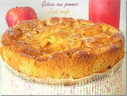 blogs cuisine facile gateau aux pommes sans oeufs allergie aux oeufs le