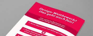design wettbewerbe merkmale für faire design wettbewerbe