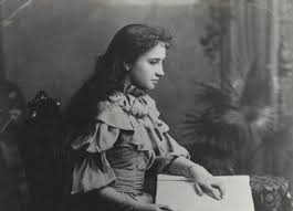 How Old Was Helen Keller When She Became Blind Librariestransform Helen Keller In The Perkins Library Perkins