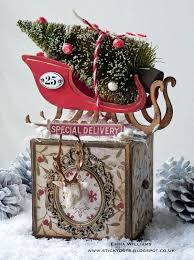 1023 best tim holtz christmas images on pinterest christmas tag