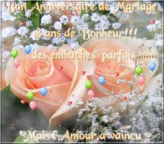 48 ans de mariage de mariage 18 ans