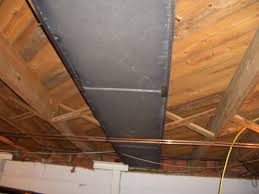 fresh idea insulate finished basement ceiling insulation cover