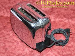 Toastmaster Toaster Toastmaster 1b24 Pop Up Toaster Vintage Collectible Circa 1956