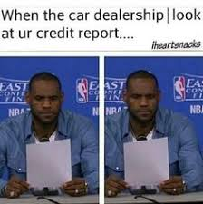 Bad Credit Meme - can t hide from bad credit credit repo money matters pinterest