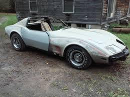 76 corvette parts 1976 chevrolet corvette stingray coupe 2 door 5 7l parts car for