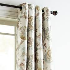 Blackout Curtains For Media Room Winslow Mineral Grommet Blackout Curtain Living Rooms Room And