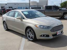 ford fusion titanium 2015 pre owned 2015 ford fusion titanium sedan in brenham 36412r