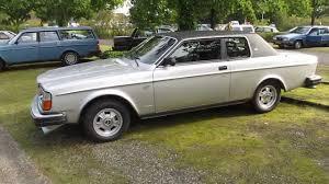 classic volvo sedan volvo 262 coupe bertone 262c walkaround volvobeurs classic car