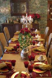 Formal Dining Room Table Setting Ideas Formal Table Decoration Ideas Ohio Trm Furniture