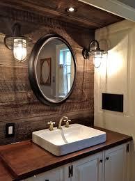industrial bathroom ideas industrial bathroom lighting pinterest best bathroom decoration