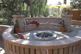Brick Firepits Pits Brick Paver Showroom Of Ta Bay Pit Construction