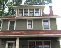 red roof house color schemes exterior paint scheme for house