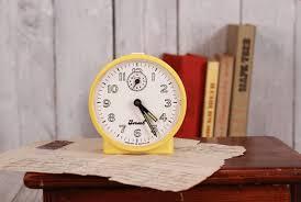 mechanical alarm clock jnal mozambique clock desk clock