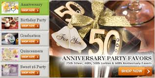 anniversary favors party favors cheap discount party favor ideas supplies