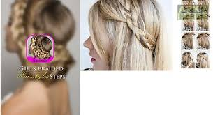 hairstyles with steps girls easy hairstyles steps for android free download at apk here